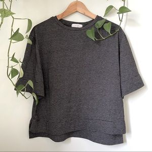 Oak & Fort Striped T-Shirt